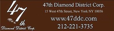 47th Diamond District Corp 47DDC