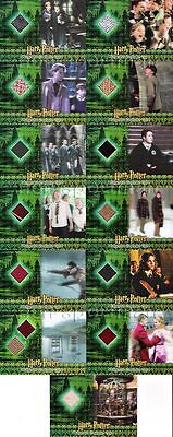 HARRY POTTER 3D ULTIMATE MINI-MASTER SET WITH BINDER+++