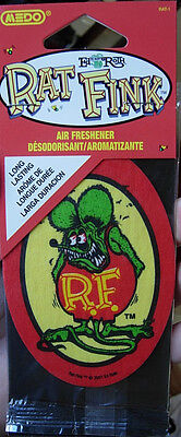 Rat Fink Air Fresheners -- Stop Stinkin up the Place!!! LOT OF 4