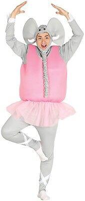 Donna Uomo Ballerina Animale Elefante Cervo Costume Travestimento Vestito