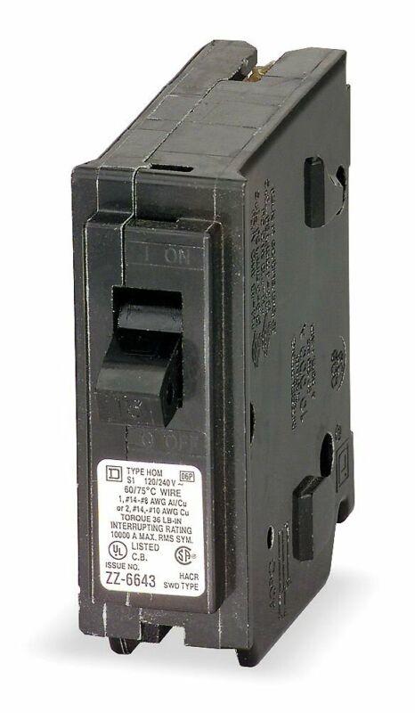 HOM150 - Square D Circuit Breakers