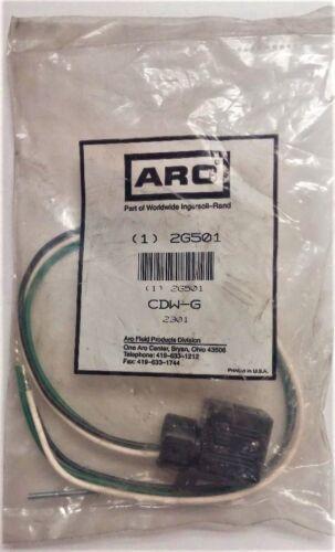 ARO Ingersoll Rand 2G501 CDW-G Soleniod Connector NEW