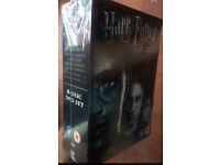 Harry Potter complete boxset