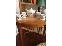 Tea set, never used!