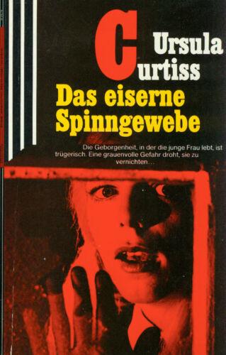 TB Ursula Curtiss/Das Eiserne Spinnengewebe (Scherz)