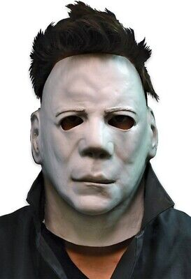 Trick or Treat Studios Halloween II Face Mask Adult Latex Mike Myers H2