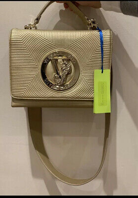 Womens Versace Jeans Genuine Brand New Handbag/cross Body Bag