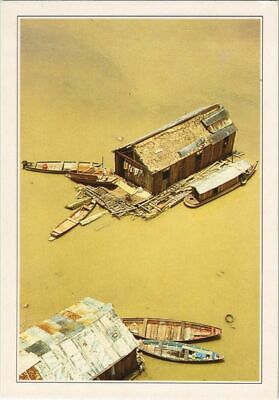 Cpm monte alegre casas flutuantes - maison flottante brazil (1085293)