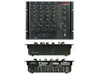 Vestax 4-Channel DJ Mixer for Sale (Vestax VMC-004Lu) - £80
