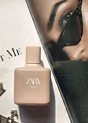 🌺 ZARA WOMAN TUBEROSE EAU DE TOILETTE FRAGRANCE PERFUME 100ML BRAND NEW 🌺
