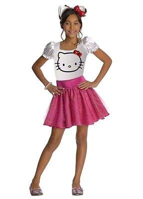 Child Hello Kitty Halloween Costume Girls Small 4-6](Hello Kitty Halloween Costume Child)