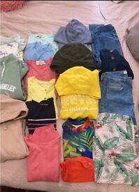 Girls bundle clothes size 10-12