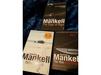 Books - crime fiction Henning Mankell