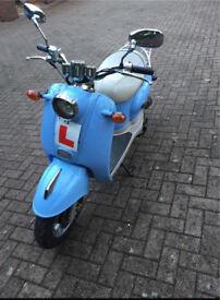 50 CC Moped - Direct Bikes