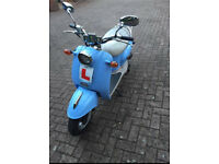 50 CC Moped - Direct Bikes