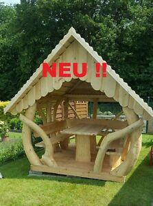 gartenpavillon aus holz g nstig online kaufen bei ebay. Black Bedroom Furniture Sets. Home Design Ideas