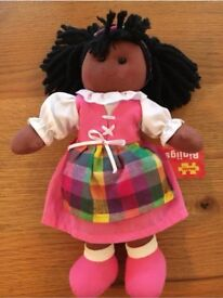 Jess Rag Doll - Bigjigs Brand new with tags