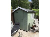 Lovely shed 7ftx9ft