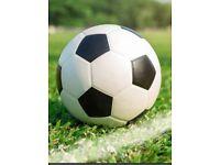 6 a side football