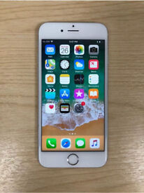 Apple iPhone 6S 16GB Silver Unlocked Excellent Condition