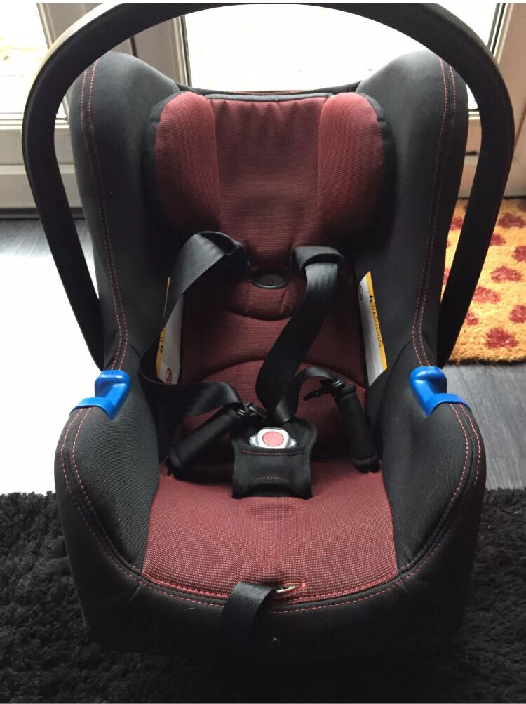 Audi Baby Car Seat And Isofix Base In Willenhall West Midlands