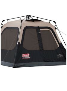 Coleman instant tent 4 person brand new