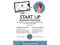 Graphic Design, Website Design and Marketing