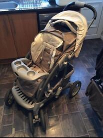 Graco Quattro tour deluxe travel system- can deliver