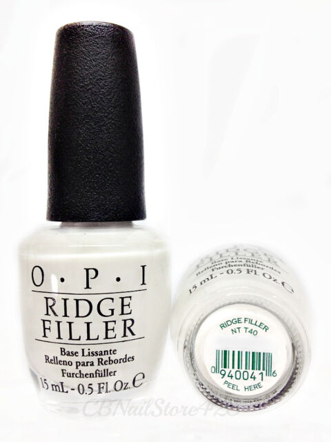 OPI Ridge Filler Basecoat (0.5 fl. oz. / 15 mL), Free Shipping at ...