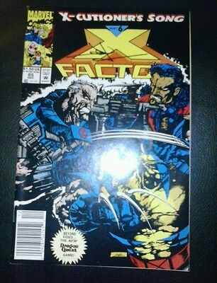 x-factor 85 signed by jae lee COA age of apocalypse x-men collectible movie