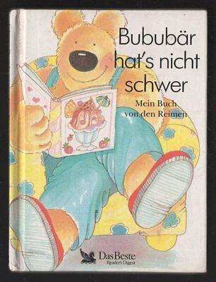 Bububär hat´s nicht schwer – Tim Healey  Bilderbuch Kinderbuch 4 Bilder ()