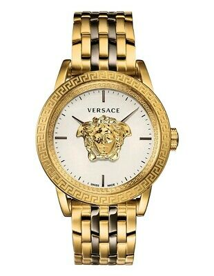 Versace Men's Swiss Palazzo Empire Two-Tone Watch
