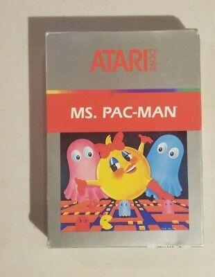 Ms. Pac-Man (Atari 2600)*COMPLETE/FREE SHIPPING*