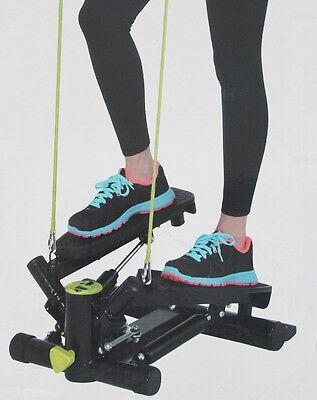 B-Ware: Fitness SWING STEPPER mini Hometrainer Side Swingstepper Training ~yx KT