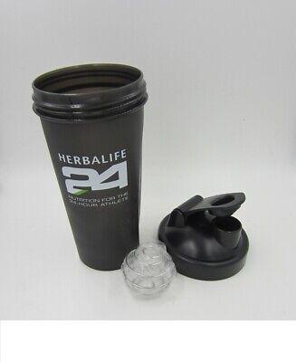 - elmart-US-1x600ml-Gym Sport Protein Powder Drink Shaker Plastic Mixer Cup Bottle