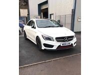Mercedes Benz Cla 250 Engienered by Amg