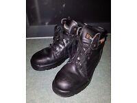 Size 5 (38) toe cap boots