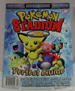 Pokemon Stadium Strategy Guide