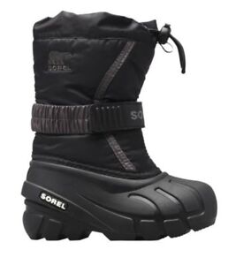 New Sorel Flurry water-resistant boots Size 8 -25 F -32° C