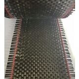 "2"" x 36"" Carbon Fiber Fabric / Cloth Tape:  Plain Weave - 5.7 oz, 3K"