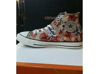 CONVERSE ALL STAR CHUCK TAYLOR WILLOW GREEN UNISEX SHOES SIZE UK 10