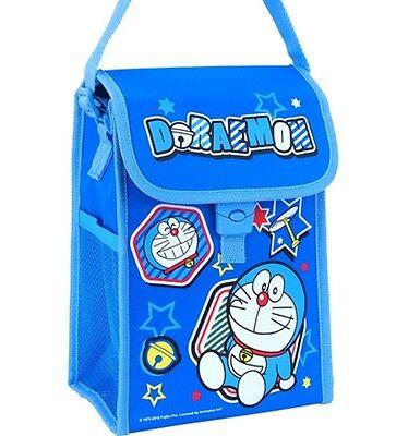 Doraemon Insulated Cooler Bag Lunch Box Jar Bento Case Picnic Tote Shoulder Boy