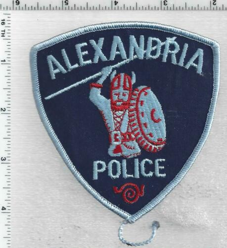 Alexandria Police (Minnesota) 1st Issue Shoulder Patch