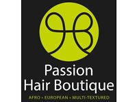 Looking for Hairstylist in Afro/European Salon in Enfield, London