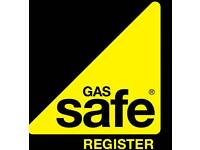 Gas engineer plumber gas safety cert