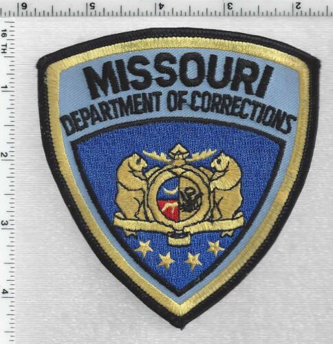 Department of Corrections (Missouri) 3rd Issue Shoulder Patch