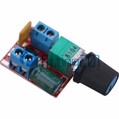 Control Switch Controller Led Dimmer Mini Dc 3v-35v 5a Motor Pwm Speed