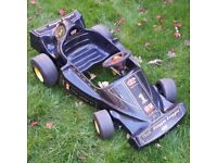 Used, Vintage TT Toys Toys Lotus F1 Children's Pedal Car Made In Italy for sale  Wood Green, London