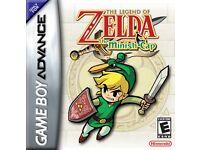 Boxed Legend Of Zelda Games