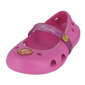 667ad51ad8d257 Crocs Keeley Disney Princess Flat Party Pink Infant Girls Mary Jane ...